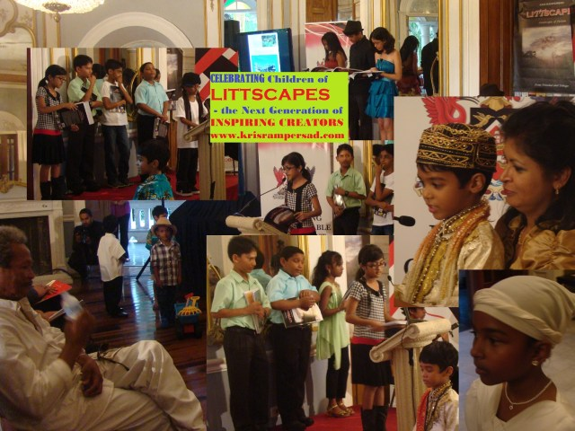 Celebrating LiTTscapes Reading Generation