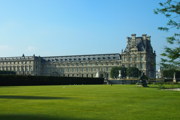 Louvre Part Ii And Tuileries ' Charmed Life