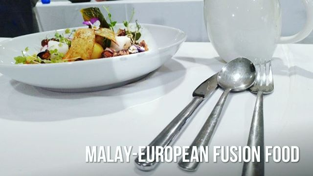 #FusionFood @ it's best. Introducing a Malay-European fusion food that will charm the world over. This is #Singapore #StreetFood at its best. Presented at a #Masterchef casting in #Spain. I'm an aspiring #chef and this will be the kind of food I will serve in my future #restaurant .....#food #foodporn #yum #instafood #PleaseForgiveMe #HappyNewYear #yummy #amazing #instagood #photooftheday #tasty #food #delish #delicious #foodpic #foodpics #eat #hungry #foodgasm #hot #igersspain