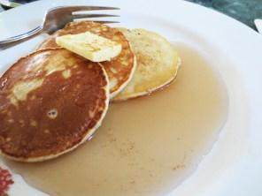maple syrp pancake