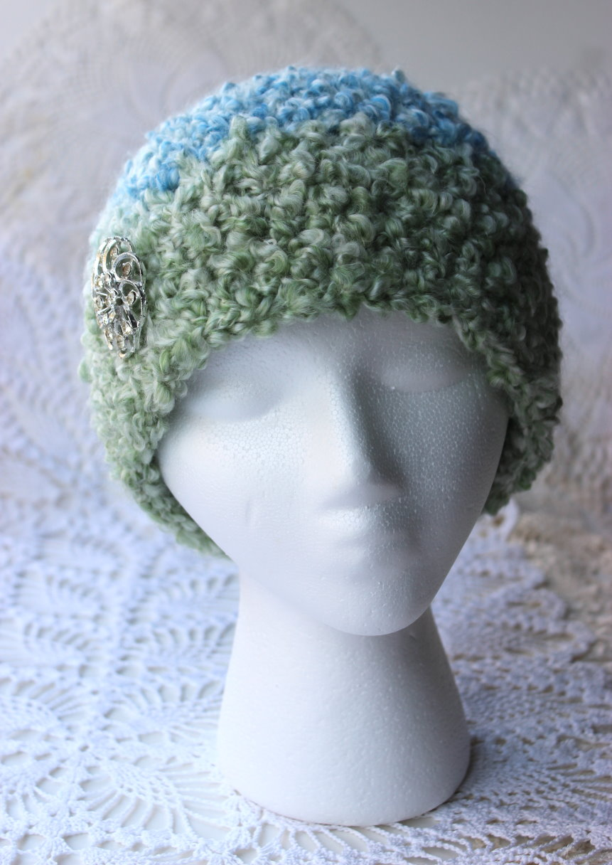 Crochet Chemo Cap