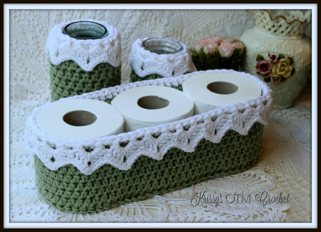 Victorian Heirloom Lace Basket Free Crochet Pattern