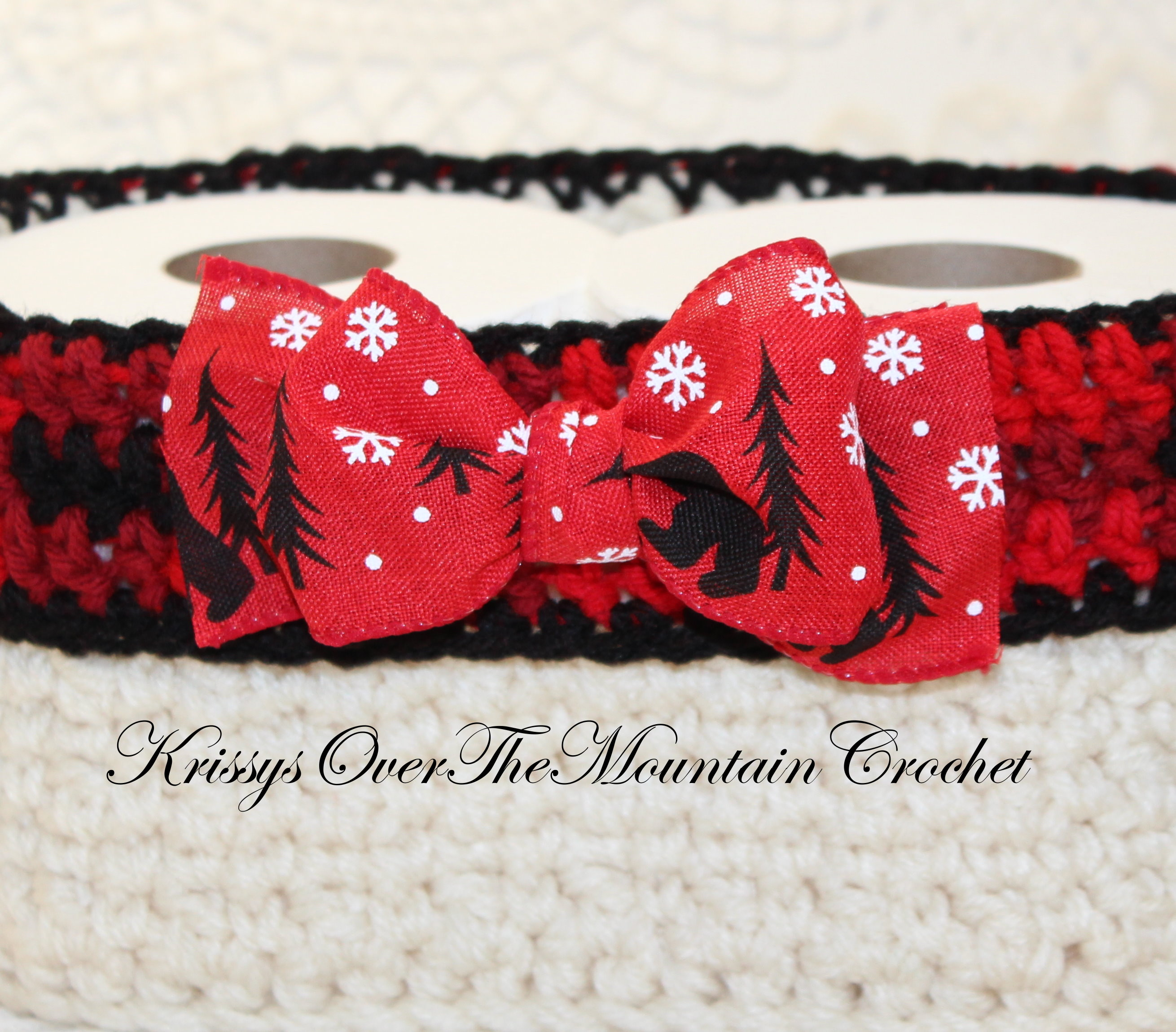 Pull tie bow
