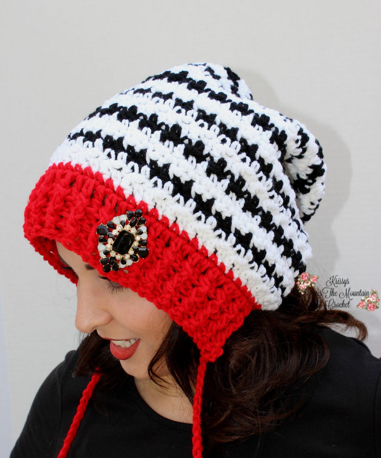 Monday's Free Crochet Pattern