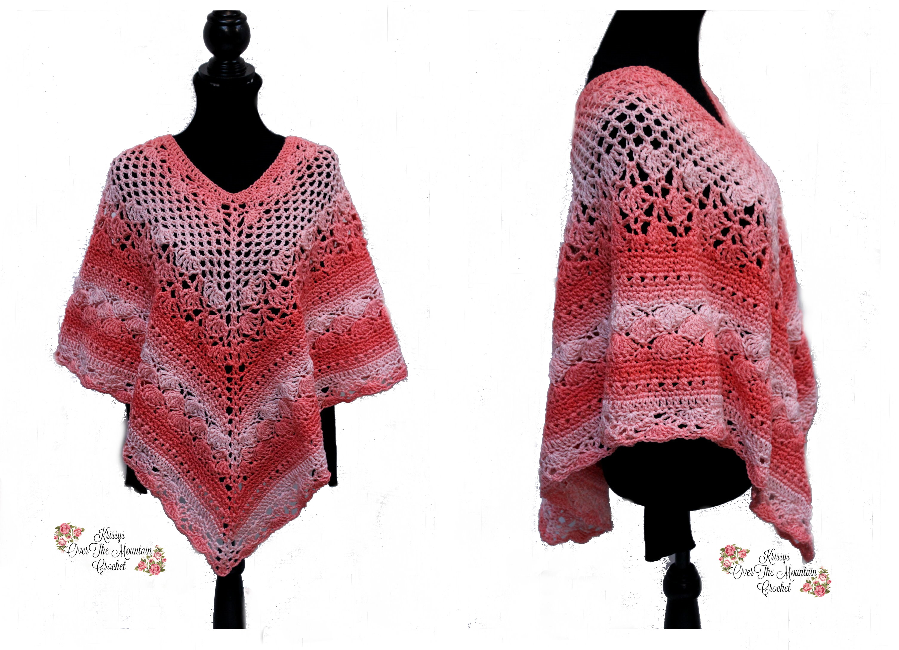 XS - Small Over Brook Poncho