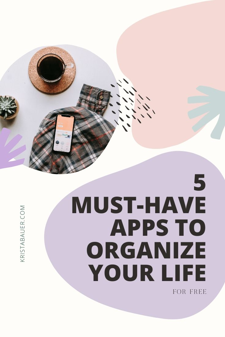 5 -apps-to-organize-your-life