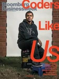Black Coders - Coders Like Us Bloomberg BusinessWeek Cover