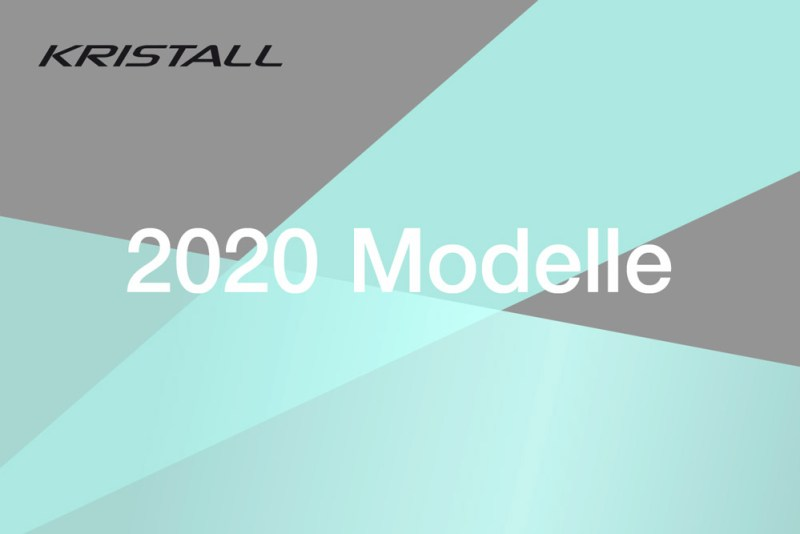KRISTALL – 2020 Fahrrad Modelle