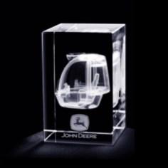 3D Kristalli pienoismalli