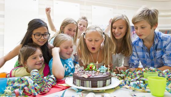 Geburtstag Feiern  deknappekikker