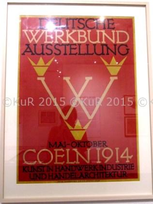 Werkbundausstellung Werbung