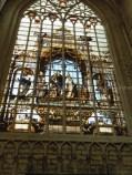 Fenster in St Michel et Gudula
