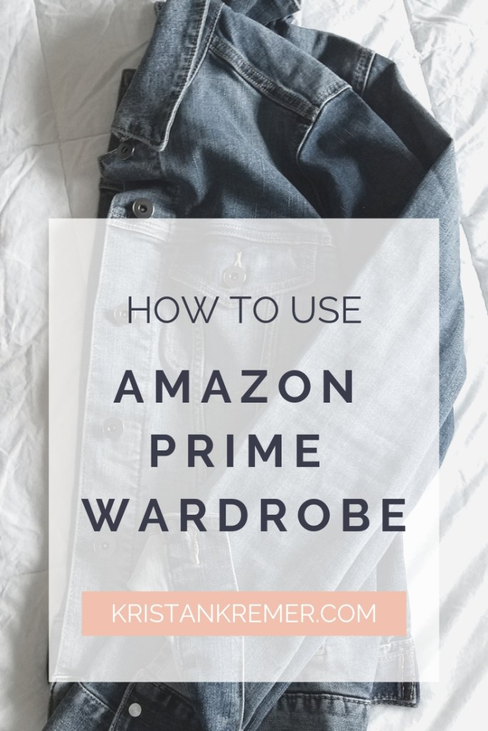 how to use amazon prime wardrobe to build a spring capsule wardrobe for moms