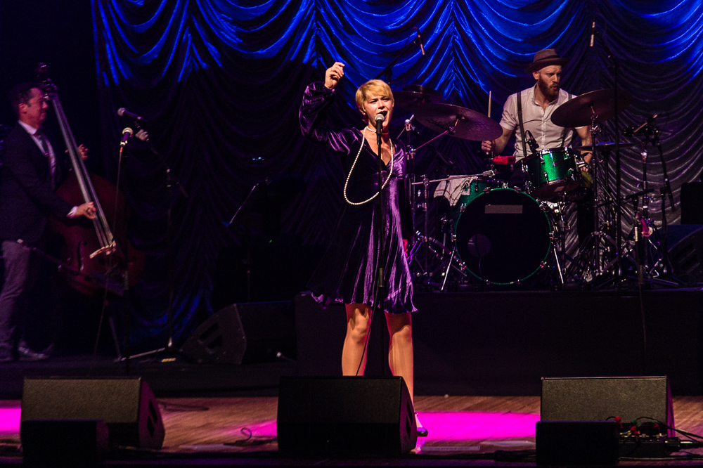 sung by Hannah Gill with Postmodern Jukebox