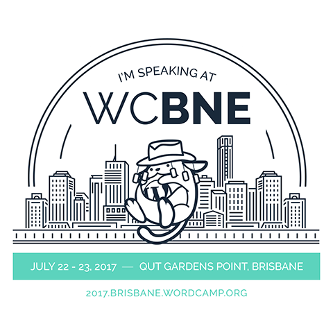 I'm speaking at WCBNE