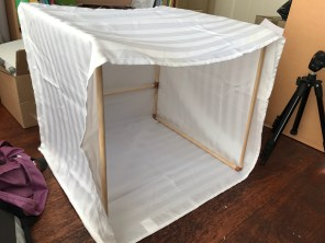 lightbox finished