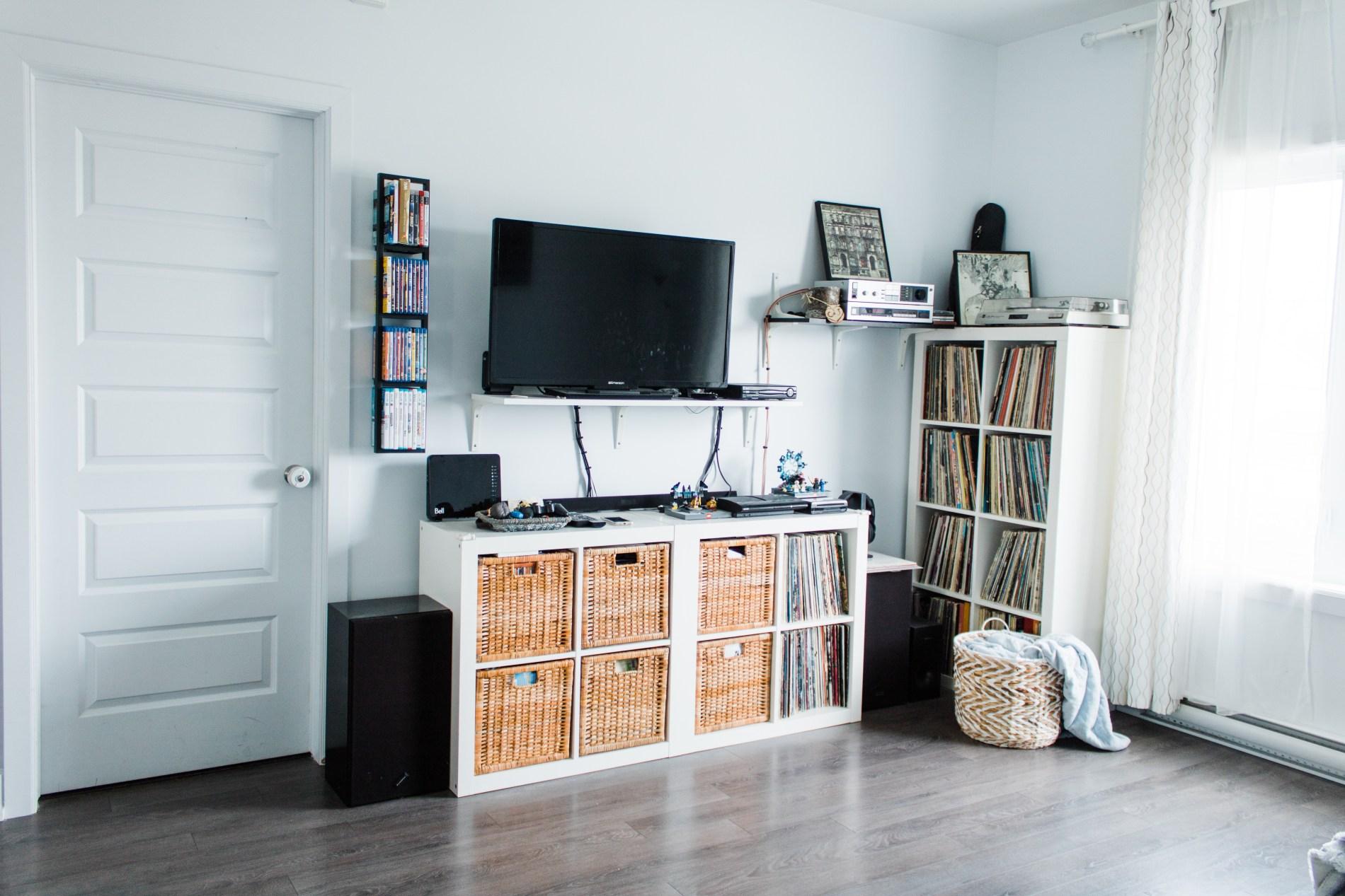 Living Room: One Room Challenge - week 1
