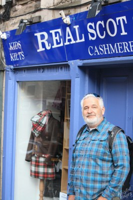 Edinburgh: Which One's The Real Scot?