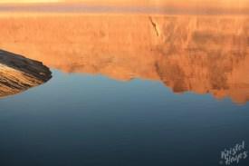 Lake Powel: Distant Reflections
