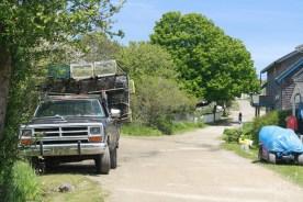 Monhegan Island: Main Street