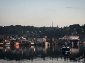 Oban: Harbor Views
