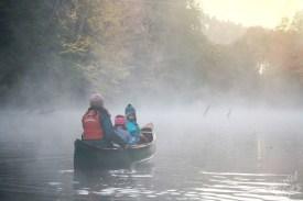 Magical Maine Morning-Royal River, Yarmouth Maine