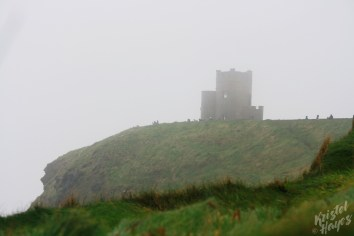 O'Brien's Tower-Cliffs of Moher, Ireland
