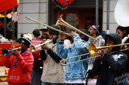 NOLA | Bourbon Street | Brass Section