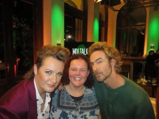 Met Margriet en Chris