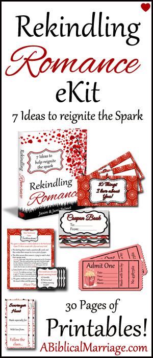 Rekindling Romance E-kit