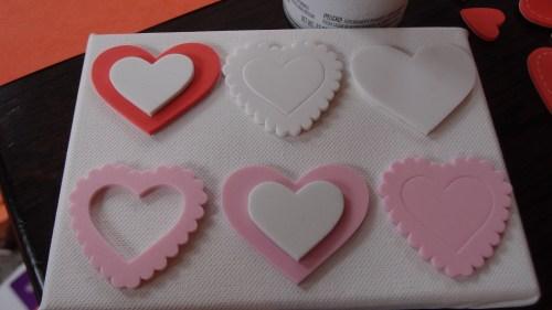 Valentine' Day Craft