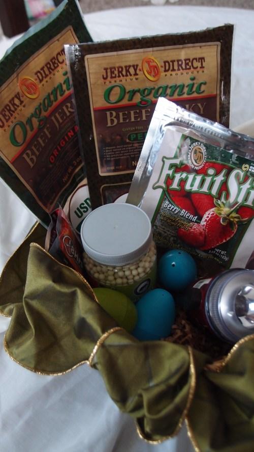 Easter Baset Ideas for Men