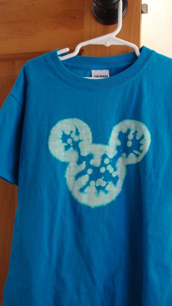 Bleach Pen Disney Shirts