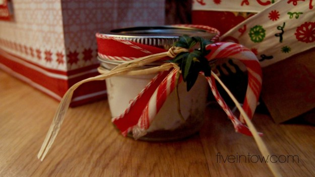 DIY Peppermint Body Butter