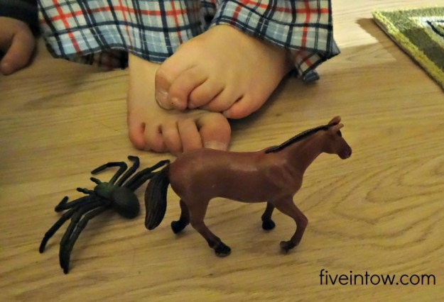 Playing horses
