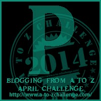 P is for Pseudonym #atozchallenge