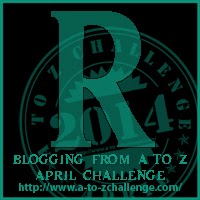 R is for Revisions #atozchallenge