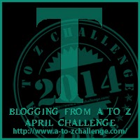T is for Tagline (Dialogue Tags) #atozchallenge