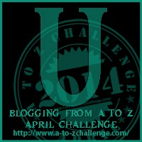 U is for Unsolicited Manuscript #atozchallenge