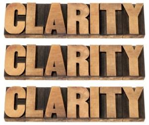 clarity-clarity-clarity