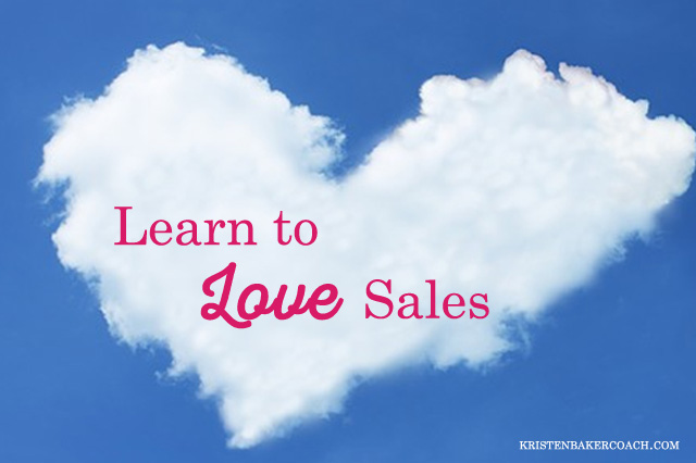 Sales as an Act of Love