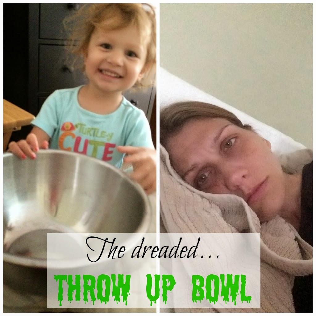 Surviving the Stomach Flu - Kristen Hewitt