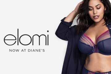 Elomi: Sexy and Supportive Full Figure Lingerie