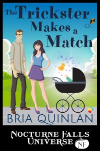 TricksterMakesMatch cover