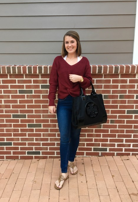 3 Ways to Style a Sweater for Fall - Comfy Casual Fall Outfit