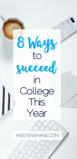 8 Tips for Being a Successful College Student this Semester 2