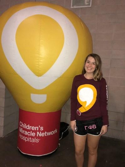 Dance Marathon At Fsu 2018 Kristen Shane