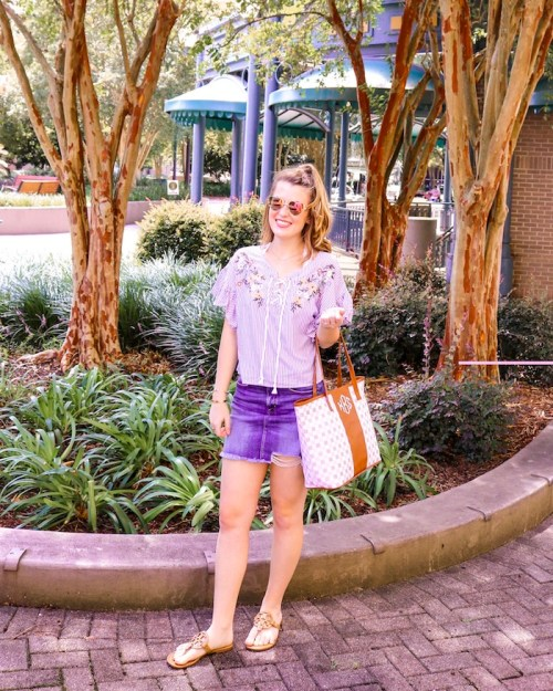 Downtown Tallahassee - College Style - Kristen Shane 1