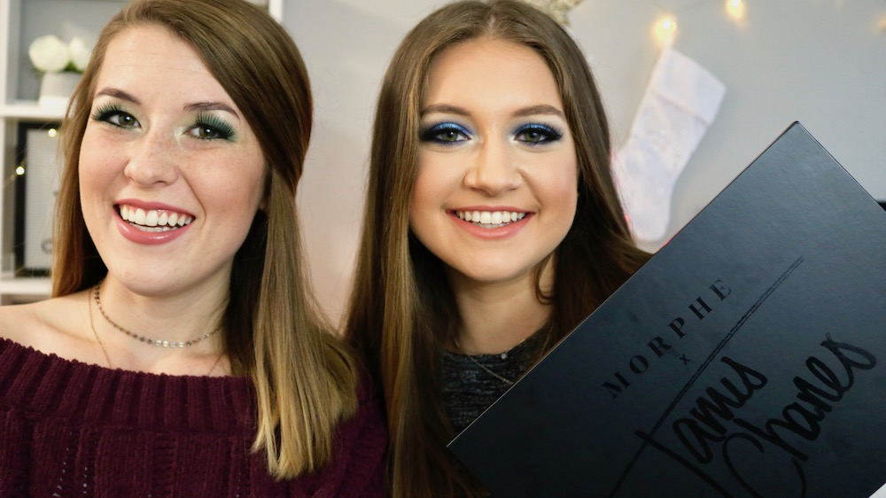 Christmas Makeup, Vlogmas Catch-Up – Days 6, 7, 8