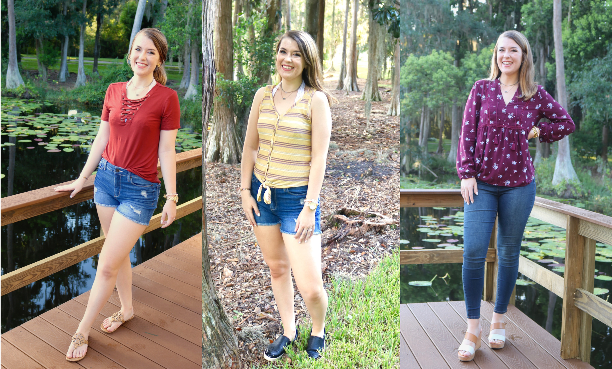 5 Back to School Outfits with Kohl's